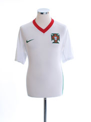 2008-09 Portugal Away Shirt L