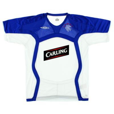 2008-09 Rangers Umbro Training Shirt L