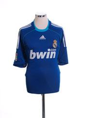 2008-09 Real Madrid Away Shirt L