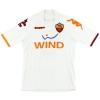 2008-09 Roma Away Shirt De Rossi #16 M