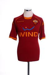 2008-09 Roma Home Shirt S