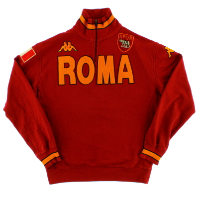 2008-09 Roma Kappa Training Jacket XL