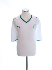 2008-09 Saudi Arabia Home Shirt XXL