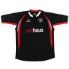 2008-09 Shrewsbury Signed Away Shirt Hindmarch #20 XL