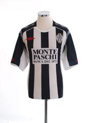 2008-09 Siena Home Shirt