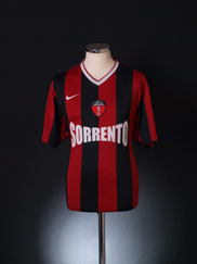 2008-09 Sorrento Home Shirt M