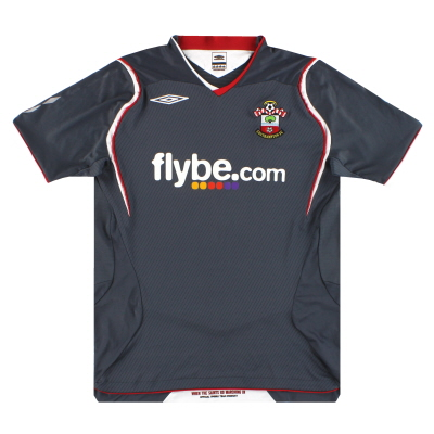 2008-09 Southampton Umbro Away Shirt M