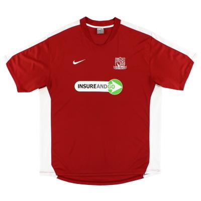 2008-09 Southend Away Shirt XL