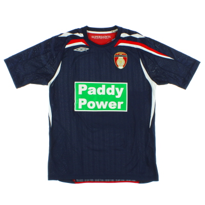 2008-09 St Patrick's Athletic Away Shirt M