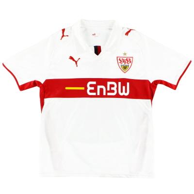 2008-09 Stuttgart Puma Home Shirt S