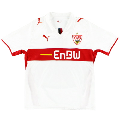 2008-09 Stuttgart Home Shirt XXL