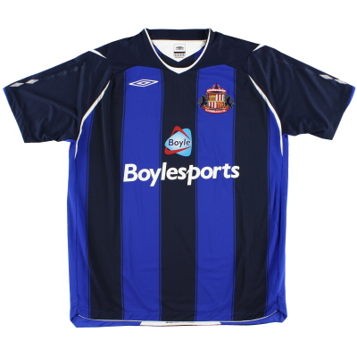 2008-09 Sunderland Away Shirt XL