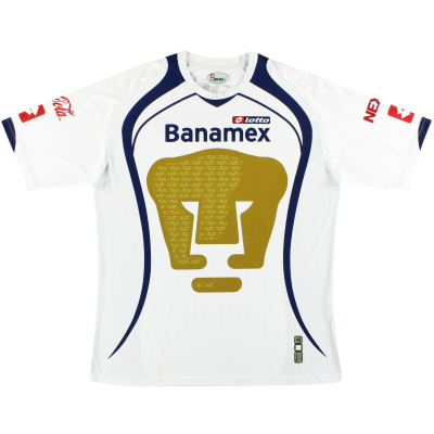 2008-09 UNAM Pumas Lotto Away Shirt L
