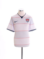 2008-09 USA Home Shirt M