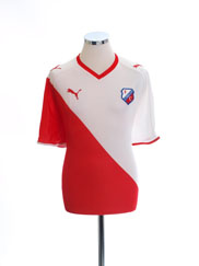 2008-09 Utrecht Home Shirt XL