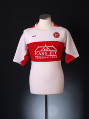 2008-09 Walsall Home Shirt  S
