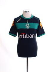 2008-09 Werder Bremen Third Shirt M