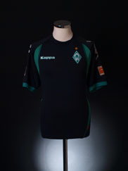 2008-09 Werder Bremen Training Shirt L