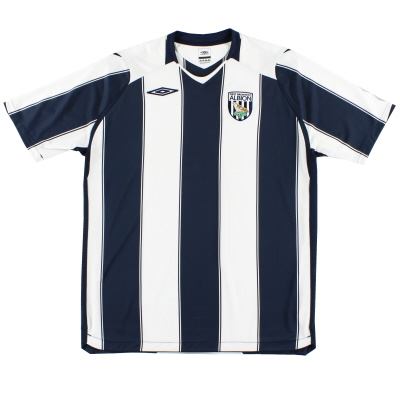 2008-09 West Brom Home Shirt *Mint* XL