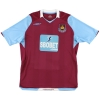 2008-09 West Ham Home Shirt Zola #1 XL