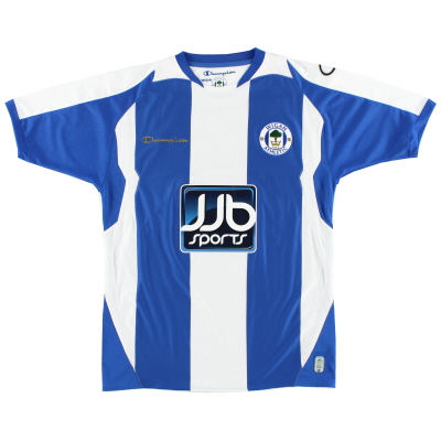 2008-09 Wigan Athletic Home Shirt