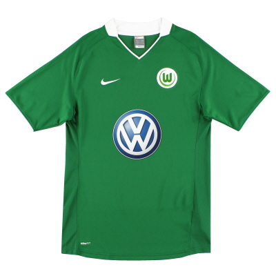 2008-09 Wolfsburg Home Shirt *Mint* M