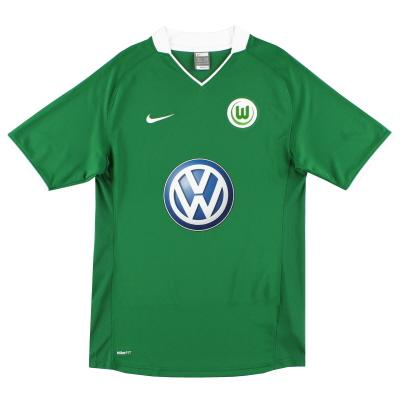 2008-09 Wolfsburg Home Shirt *Mint* M