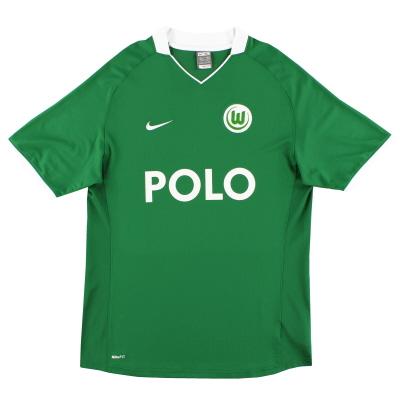 2008-09 Wolfsburg Home Shirt XL