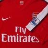 2008-10 Arsenal Home Shirt *Mint* XXL