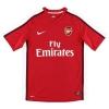 2008-10 Arsenal Home Shirt v.Persie #11 XL