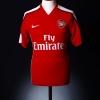 2008-10 Arsenal Home Shirt Walcott #14 M