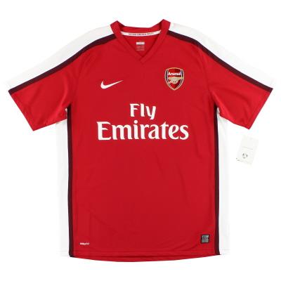 2008-10 Arsenal Nike Home Shirt *w/tags* L