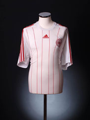 2008-10 Denmark Away Shirt