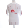 2008-10 Denmark 'Fodboldskole' Away Shirt *Mint* M