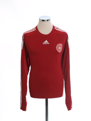 2008-10 Denmark 'Formotion' Home Shirt L/S L
