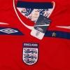 2008-10 England Away Shirt *BNWT* L/S L