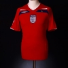2008-10 England Away Shirt Rooney #9 *BNWT* M