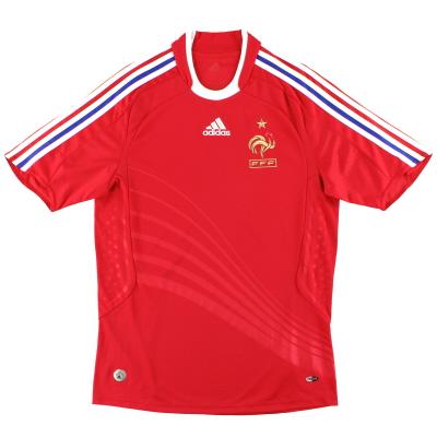 2008-10 France adidas Away Shirt S