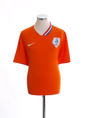 2008-10 Holland Home Shirt XL