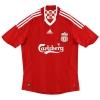 2008-10 Liverpool Home Shirt El Nino #9 S