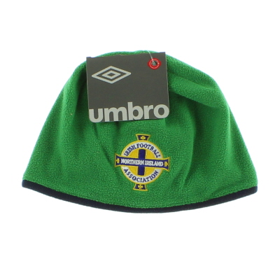2008-10 Northern Ireland Umbro Training Beanie Hat *BNIB*