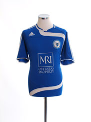 Retro Peterborough United Shirt