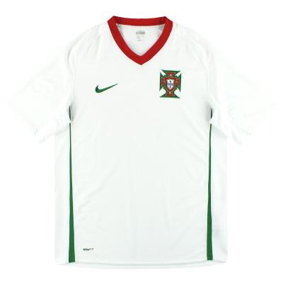 2008-10 Portugal Nike Away Shirt L
