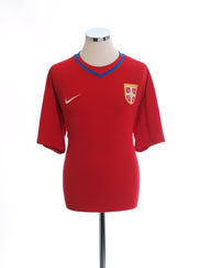 2008-10 Serbia Home Shirt XL