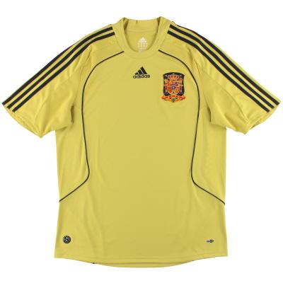 2008-10 Spain adidas Away Shirt S