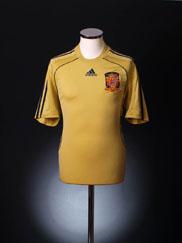2008-10 Spain Away Shirt M