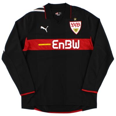 2008-10 Stuttgart Third Shirt L/S L