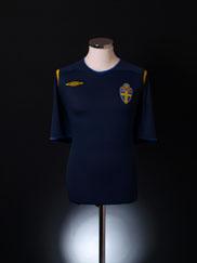 2008-10 Sweden Away Shirt XL