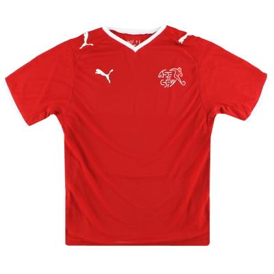 2008-10 Switzerland Puma Home Shirt S