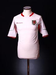 2008-10 Wales Away Shirt XL